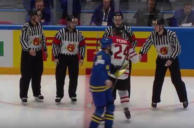 ЧМ-2016 по хоккею: трансляция матча Канада - Швеция