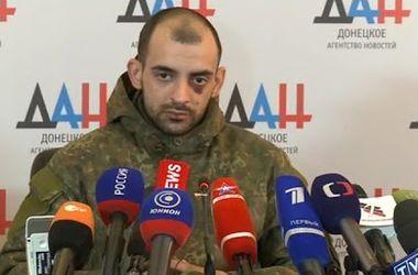 """Боевики приговорили пленного бойца """"Азова"""" к 30 годам тюрьмы"""
