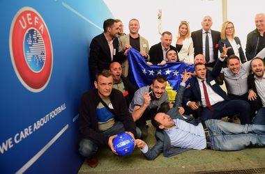 Сербия подала апелляцию в лозаннский суд на принятие Косово в УЕФА