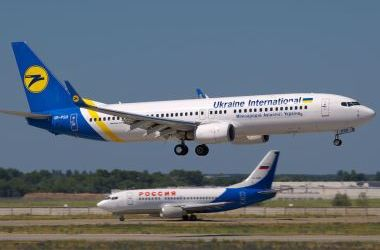 Россия готова обсудить возобновление авиасообщения с Украиной – Минтранс РФ
