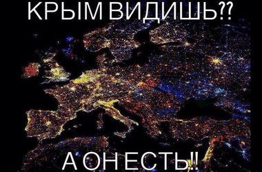 Крым изолировали от энергосистемы России: начались перебои со светом - Цензор.НЕТ 9777