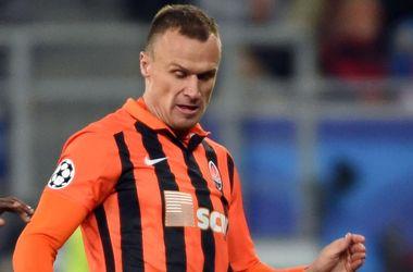 Вячеслав Шевчук пропустит финал Кубка Украины
