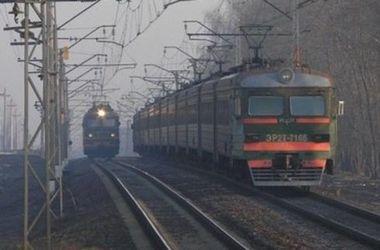 В Винницкой области сгорел вагон электрички
