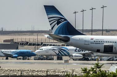 На самолете EgyptAir незадолго до падения зафиксировали задымление - СМИ