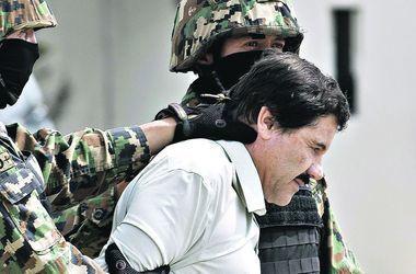 """Мексика готова экстрадировать наркобарона """"Коротышку"""" в США"""