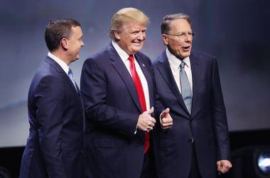 Трамп заручился поддержкой крупнейшего оружейного лобби США