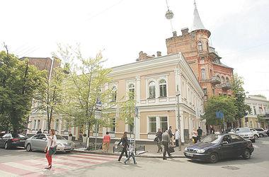 Прогулка по Киеву: дом, где исполняются желания и здание, в котором живет Кличко