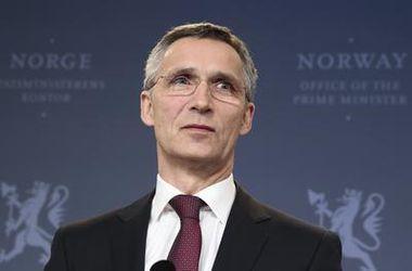 """НАТО не хочет новой """"холодной войны"""" с Россией – Столтенберг"""