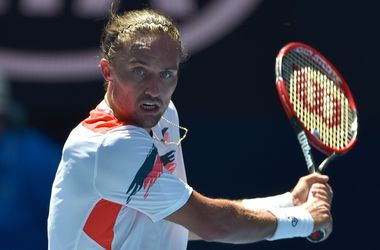 Лучший украинский теннисист Александр Долгополов снялся с Ролан Гаррос