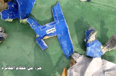 Обнародованы фотографии обломков пропавшего самолета EgyptAir