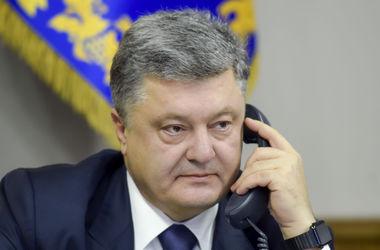 Порошенко, Меркель и Олланд сообразили на троих по вопросу отправки миротворцев на Донбасс