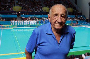 Умер старейший в мире олимпийский чемпион