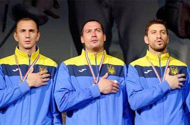 Сборная Украины выиграла этап Кубка мира по фехтованию на шпагах