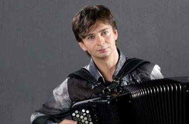 В Киеве собирают деньги на залог для аккордеониста Завадского