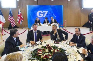Страны G7 свяжут снятие санкций с России с минскими соглашениями