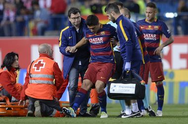 Луис Суарес пропустит старт Кубка Америки из-за травмы