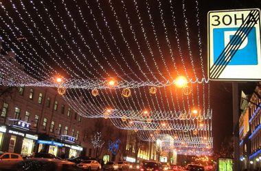 В центре Киева появится необычное освещение
