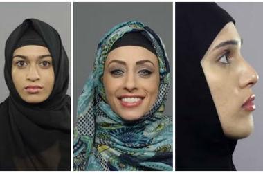 Эволюция внешности женщин в странах, где религия влияла на моду