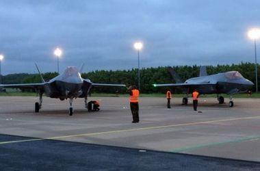 В Нидерланды прибыли первые новейшие истребители F-35