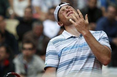 Илья Марченко проиграл в первом круге Ролан Гаррос