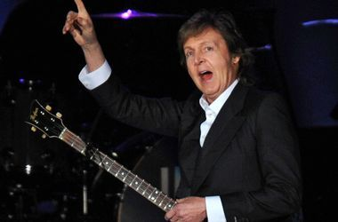 Маккартни ушел в запой после распада The Beatles