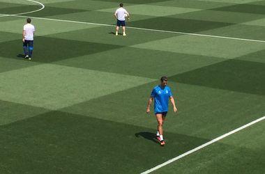 Криштиану Роналду получил травму на тренировке