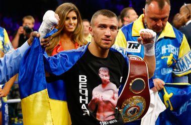СМИ: Ломаченко лишился титула чемпиона WBO