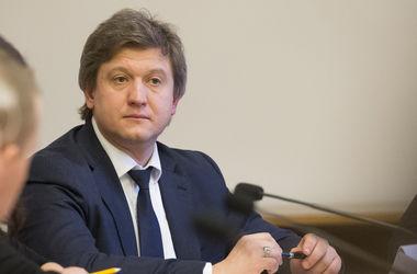"""Глава Минфина Украины Данилюк: """"Мы достигли согласия с МВФ"""""""