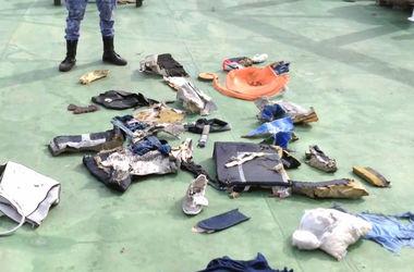 Расследование гибели А320 EgyptAir: новая версия и подробности
