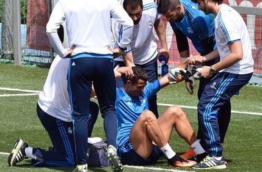 Криштану Роналду сможет сыграть в финале Лиги чемпионов