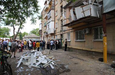 """Жертва смертельного взрыва в Одессе: """"Все было в огне, а телевизор работал"""""""