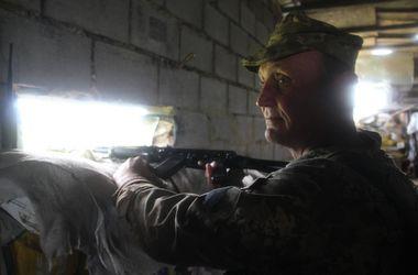 Волонтеры показали кадры из самой горячей точки на Донбассе