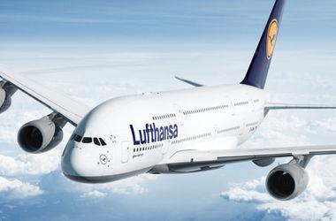 ������� Lufthansa ���� �� ���������� � ����� �������������� � �������