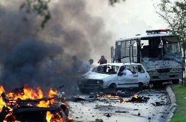 В Кабуле прогремел взрыв: 10 человек погибли