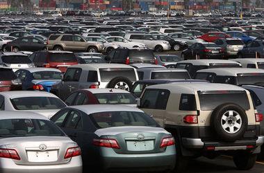 Украинцы платят за б/у-авто больше всех в Европе