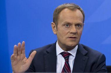 Санкции против России останутся в силе - Туск
