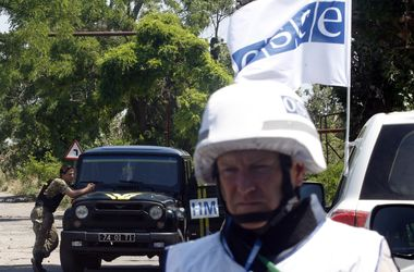 В ОБСЕ знают, как прекратить огонь в Донбассе