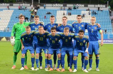 Молодежная сборная Украины не поедет на Евро-2017