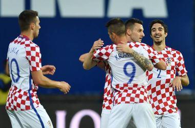 Хорватия минимально обыграла Молдову перед стартом на Евро-2016