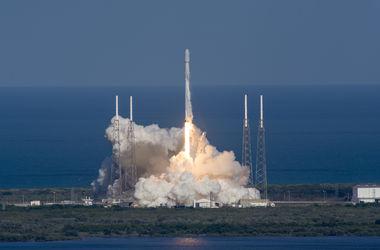 SpaceX вновь успешно запустила ракету Falcon 9