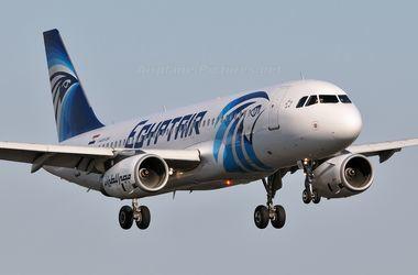 Названа новая вероятная причина крушения самолета A320 EgyptAir