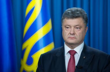 Порошенко рассказал, как чуть не погиб на Донбассе