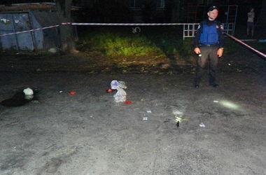 В Киеве неизвестные напали на супружескую пару и расстреляли мужчину