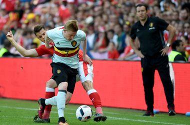 Бельгийцы на выезде обыграли Швейцарию в спарринге участников Евро-2016