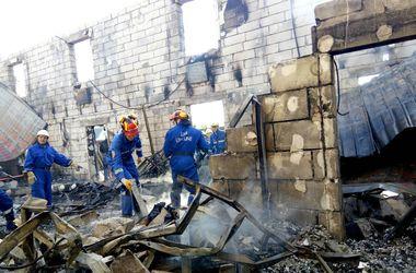Смертельный пожар под Киевом: подробности