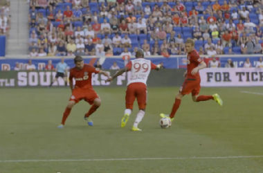 Райт-Филлипс оформил хет-трик за 23 минуты в матче MLS