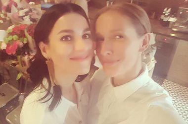<p>Маша Ефросинина и Катерина Осадчая Фото: Instagram</p>
