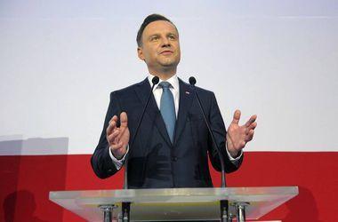 Дуда летит в Германию обсуждать санкции против РФ