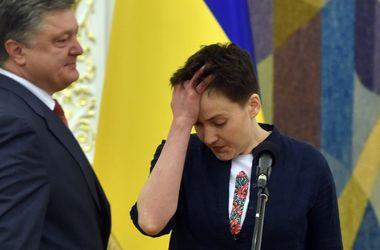 В МИД год существовал спецштаб для координации действий по освобождению Савченко – Порошенко