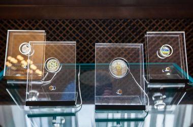 НБУ определил самые красивые монеты года